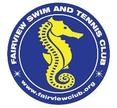 Fairview Swim and Tennis Club logo